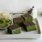 Matcha truffles: This one's for the ladies