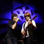 The B'z leave The Fillmore abuzz