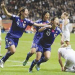 Japan beats U.S. to seal Women's World Cup fairytale