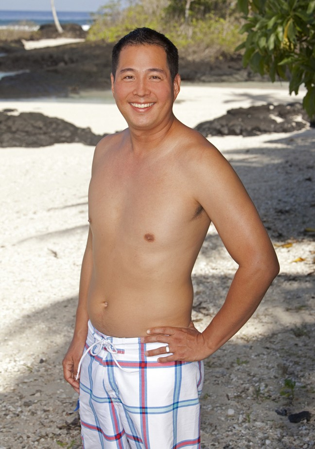 COOKING UP COMPETITION: Will Jonas Otsuji be the sole 'Survivor?'