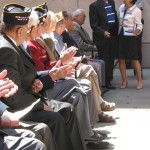 SERVICE, SACRIFICE AND SELFLESSNESS: Sacramento honors WWII veterans