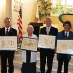Japanese government honors NorCal Cherry Blossom Festival leaders