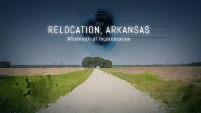 Relocation, Arkansas title card