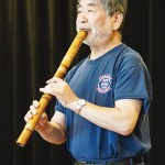 THE SOUND OF THE SOUL: Self-expression through shakuhachi