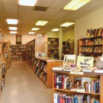 Finding rare books, inner peace at Forest Books