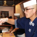 Sushi chefs in California have their hands full with new law