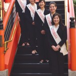 Northern California Cherry Blossom Queen candidates introduced