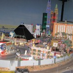 The Kid also dropped by Miniatur Wunderland to see its miniature collections and a slice of home. photo by The Kaeru Kid