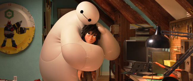 Nikkei teen, said to be Disney's first biracial lead character, stars in 'Big Hero 6'