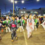 Contemporary Bon Odori standardized in SoCal