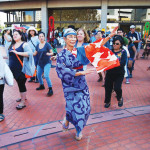 Nobuko Miyamoto's creations add to SoCal Bon Odori