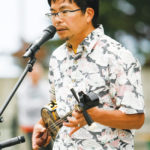 PLAYING WITH CHIMU (Heart/Soul):  Reclaiming cultural identity with the Okinawan sanshin