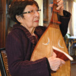Molly Kimura, last known licensed biwa instructor in U.S., passes at 92