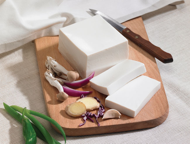 Torrance, Calif. company packages its tofu in a box