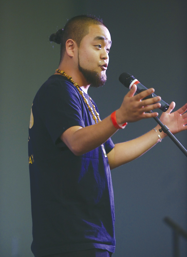 THE EVOLUTION OF G YAMAZAWA: From Buddhism in the South, spoken word to hip-hop