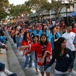 Southern California Obon season lasts from June through August