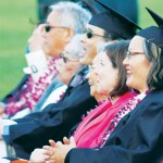 Wartime Sacramento Jr. College students return for commencement