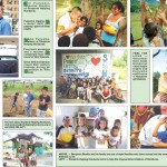 Students Help Families in Honduras Rebuild Lives