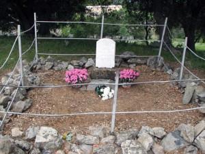 Walamatsu Grave
