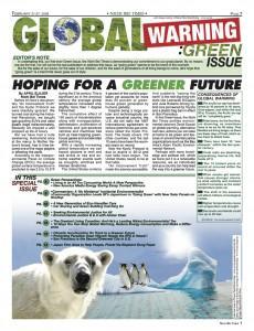 Nichi Bei Times Green Articles