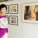 Artist shares camp memories in Japanese American Museum of SJ exhibit