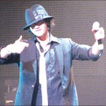 Akanishi's 'Yellow Gold' tour rolls through San Francisco