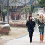 Kim Chee, Hapas and Heather Graham (and Hugh Jackman)