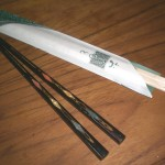 The disposable chopstick question: Your hashi or their waribashi?