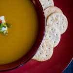 Kabocha squash soup: Accidentally vegan, intentionally delicious!