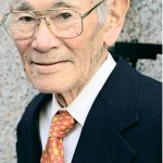 Fred Korematsu. photo by Lia Chang by keithpr. Courtesy of the Fred T. Korematsu Family