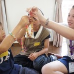 Takahashi Fellows reflect on time spent in Japan