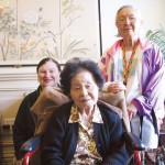 Judo master, 98, is of healthy mind and spirit