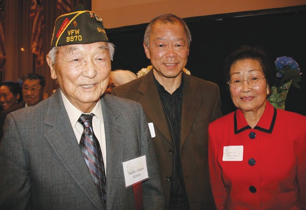 LONG OVERDUE: Japanese American veterans of World War II receive Congressional Gold Medals at South Bay ceremony