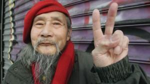 Tsutomu 'Jimmy' Mirikitani. file photo