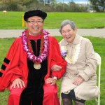 Leroy M. Morishita officially installed as CSUEB's fifth president