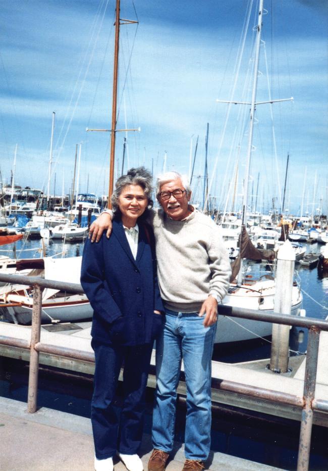 Yoko and Terumi Okazakiphoto courtesy of Terumi Okazaki