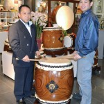 Allure of taiko drums resonating across Pacific