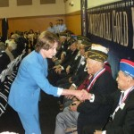 San Francisco Nisei veterans honored