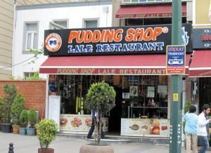 The Pudding Shop. photo by The Kaeru Kid
