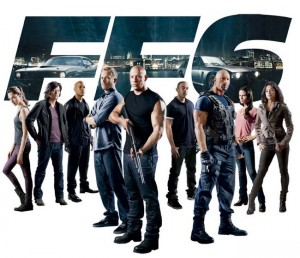 'FAST AND FURIOUS' — This series of films about driving cars fast and furiously managed to become Universal Studios' biggest franchise ever, without a whole lot of white actors. courtesy of Universal Studios