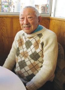 Hiroshi Kashiwagi. photo by Tomo Hirai