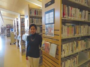 Susanne Sakai. photo by Tomo HIrai/Nichi Bei Weekly