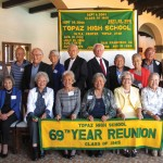 Topaz class of '45 holds 69th reunion