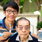 Youth's 'smart' invention helps elderly and their caregivers