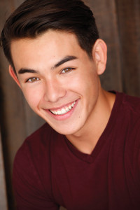 Ryan Potter. Courtesy of Piccolo PR / ©2014 Disney. All Rights Reserved