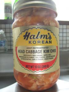 Kimchi. photo by Ryan Tatsumoto