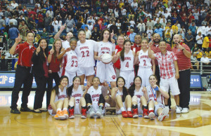 McClatchy High State Champs