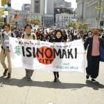 Ishinomaki nonprofit visits San Francisco