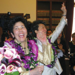 Intersections of same-sex marriage and Japanese Americans