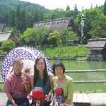 An Asian American family's first trip to Japan